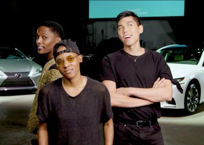 Lexus OUT Fashion Vanguard Awards