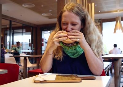 McDonalds x Mamamia – Create Your Taste
